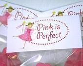 Pinkalicious theme cupcake crayon by Scribblers Crayons