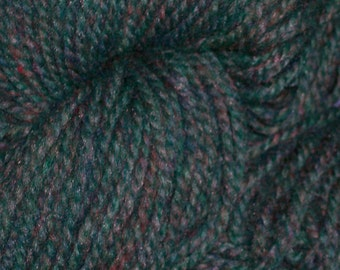 Country Classics Yarn For Sox Forest Green