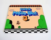 Free Shipping to North America Super Mario Bros 3 mousepad