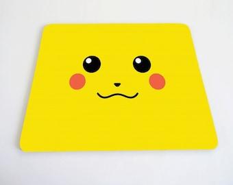 Pika Pika Pikachu mousepad