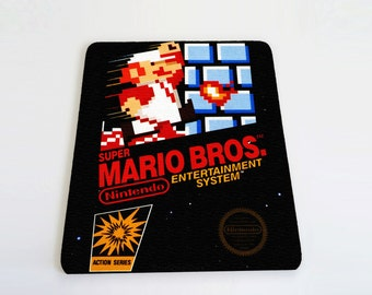 Super Mario Bros. mousepad