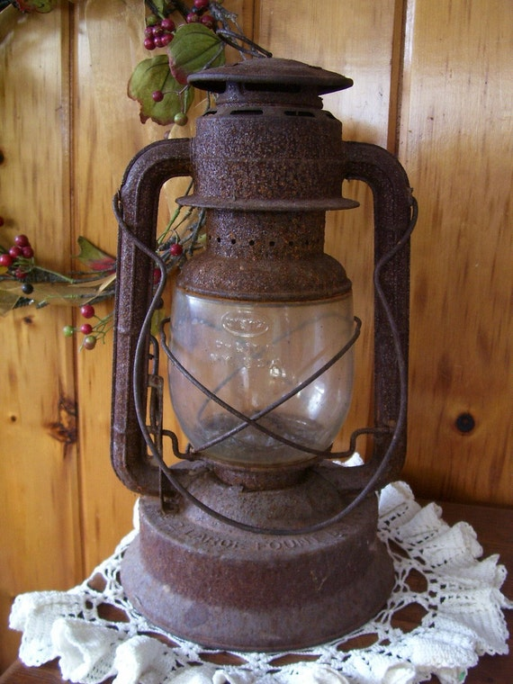 Sale Large Antique Dietz No 2 Ny D Lite By Thecountrylampshop