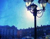 Place du Capitol, Toulouse -France, High Quality Art Print