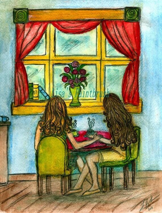 Coffee Between Friends