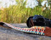 Reserved   People camera strap for DSLR / SLR