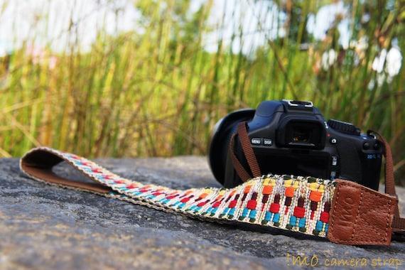 Reserved   People camera strap for DSLR / SLR