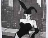 Elsa Peretti : Original Limited Edition Etching
