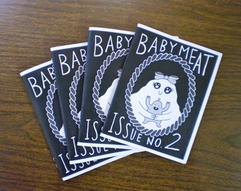 BABYMEAT issue 2
