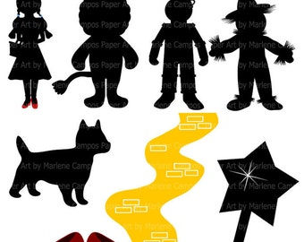 Wizard of oz decals – Etsy