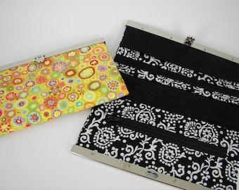 Instant Download - PDF Sewing Pattern -  Diva Frame Wallet