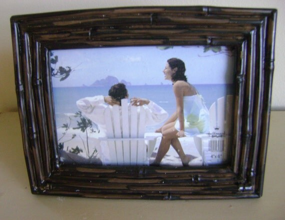 Vintage Twig Beach Frame