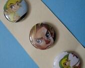 Zelda Buttons