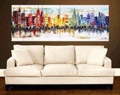 "Wall Art  80"" , painting, abstract  painting, Acrylic painting,oil Painting   from   Jolina Anthony"