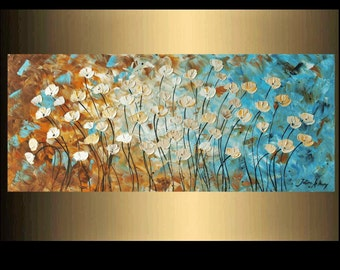 Landcape painting ,  large painting ,,,flower painting   abstract painting   wunderful wall art      Jolina Anthony