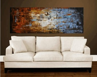 painting  abstract painting original painting  from jolina anthony signet  express shipping