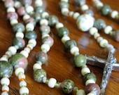 Italian Crucifix Rosary