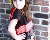 joy Z girl No.2 PDF dress Pattern sizes 7/8 thru 14 years Using Knits or Repurposed Recycled ReLOVED T's