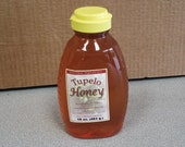Pure Unprocessed Unfiltered Unheated Raw Tupelo Honey 1 lb