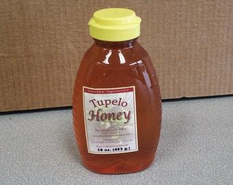 Pure Unprocessed Unfiltered Unheated Raw Tupelo Honey 1 lb