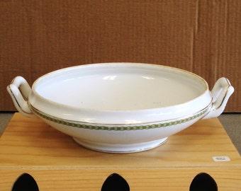 Vintage TURIN Bavaria Porcelain Vegetable Bowl.