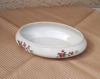 Antique LIMOGES MURMAC FRANCE Porcelain Planter.