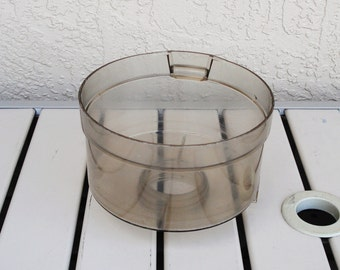 Vintage GE Electric Food Processor Working Bowl Replacement Part Model D4FP1.