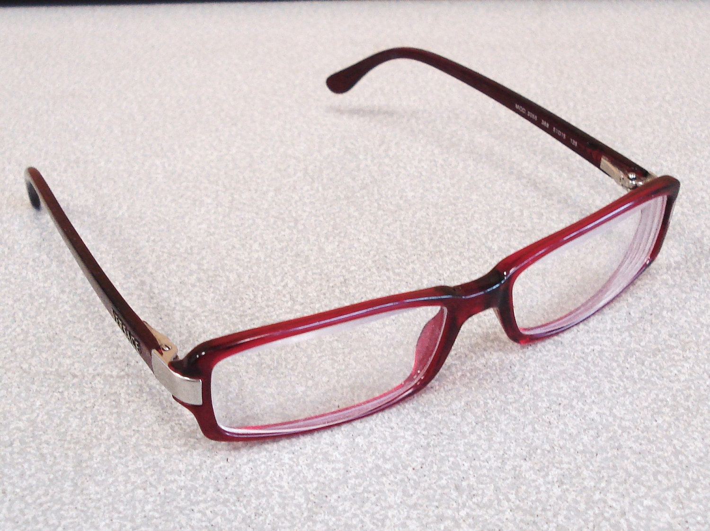 Eyeglass Frame Models : Authentic VERSACE Eyeglasses Frame Model 3055.