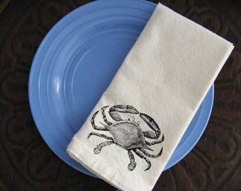Napkins- Blue Crab