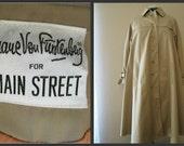 """Diane Von Furstenburg Vintage """"Bell"""" overcoat"""