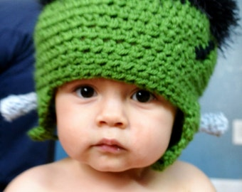 Frankenstein Hat for your little Monster