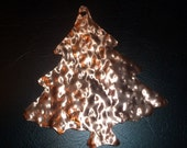 "Copper Christmas Tree Ornament by Dennis Boyd (DB Designs - Creating Metal ""works of art"") Ornament 5"