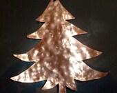 "Copper Christmas Tree Ornament by Dennis Boyd (DB Designs - Creating Metal ""works of art"") Ornament 6"