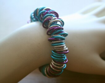 Funky Chunky Random Style Bracelet