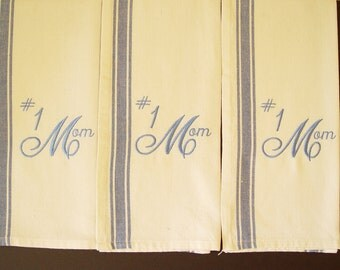 Tea towel for Mom