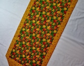 Fall Quilted Tablerunner
