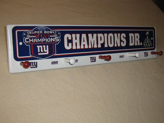 New York Giants Super Bowl champs (convo me your favorite champion team)