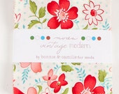 Vintage Modern by Bonnie and Camille for Moda, charm pack