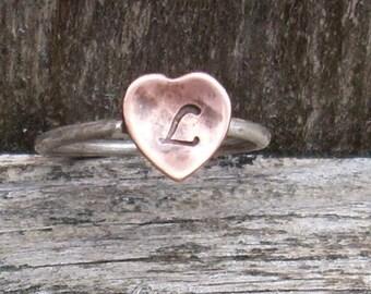 Sweet Heart Mini  Ring