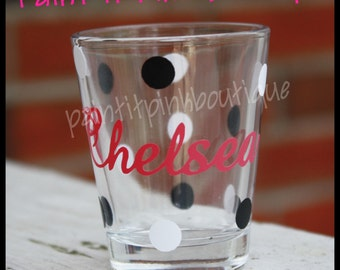 Personalized Shotglasses
