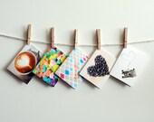 Heart Notecard Set. Pick any 5 Cards. Wedding Invitations. Romantic. Love.