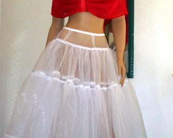 1950s Design Petticoat  Crinoline