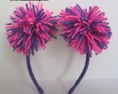 8 Abby Cadabby Headbands and 8 Wands