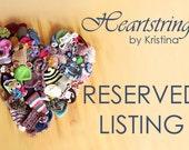 Reserved for Cassandra Phares