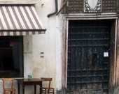 Table for Two, Venice, Italy, Fine Art Photograph