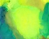 Abstract Art Print, Large, Renewal