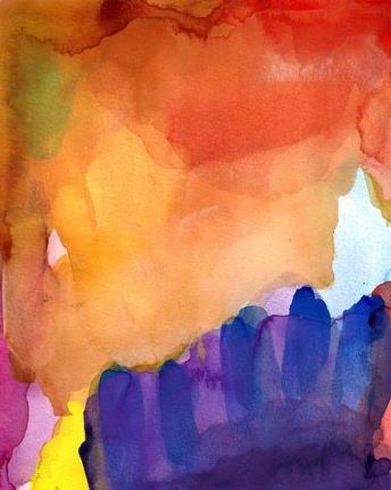 Art Print, Painting, Quiet Memory