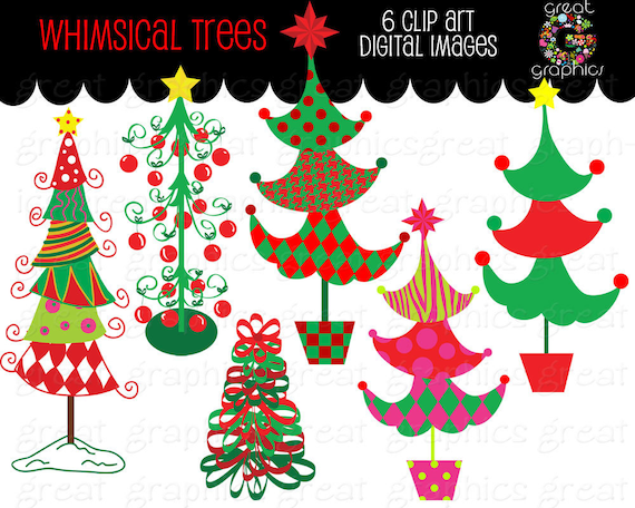 digital art christmas tree - photo #40