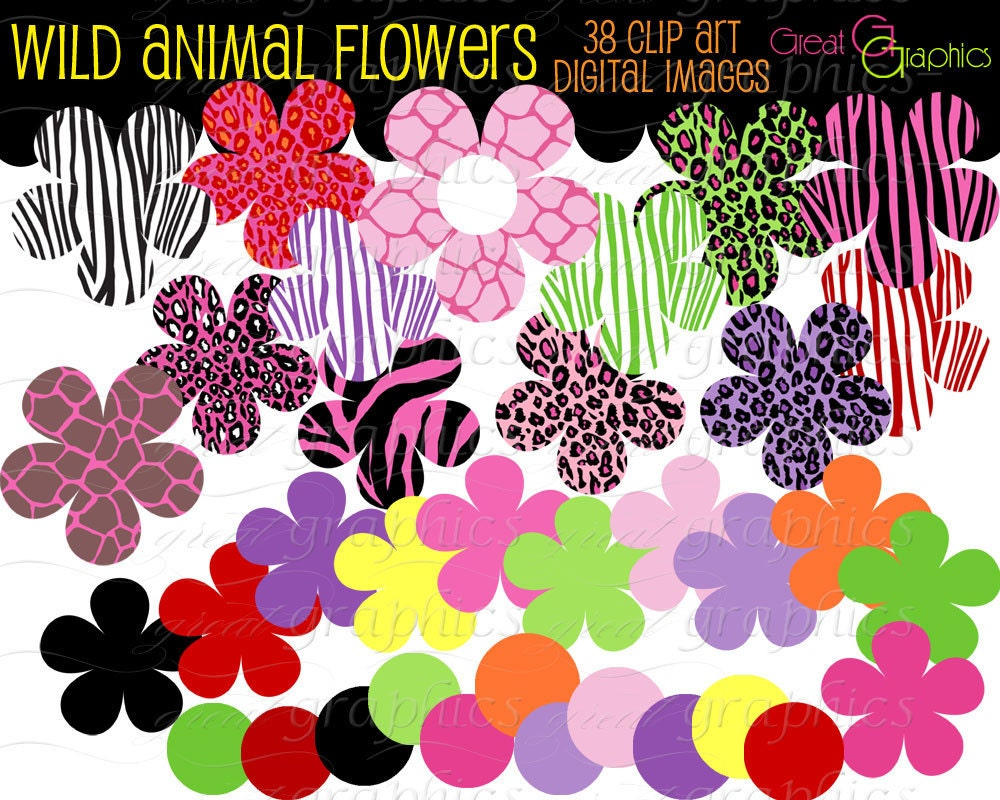 clip art animal print - photo #39