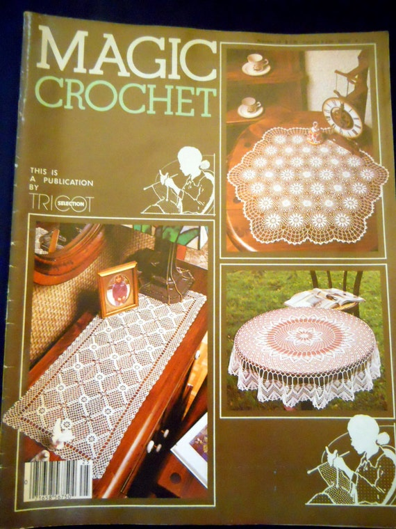 Magic Crochet Magazine - Crochet Patterns