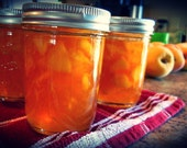 Homemade Peach Jam TREASURY ITEM